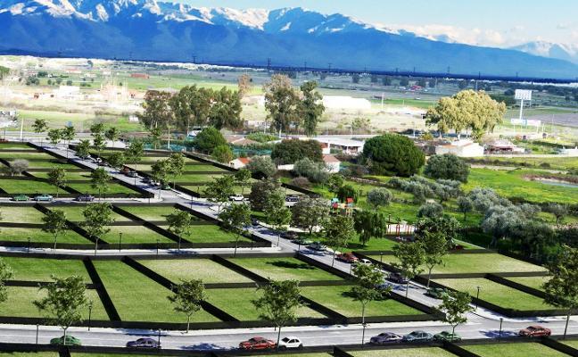 El desarrollo urbanístico de La Bamba recibe la aprobación del Pleno de Navalmoral de la Mata