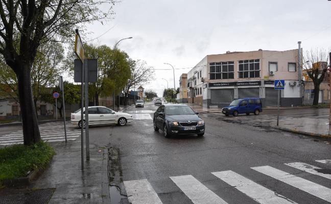 La Diputación arreglará este año Padre Tacoronte y la carretera de la Corte en Badajoz