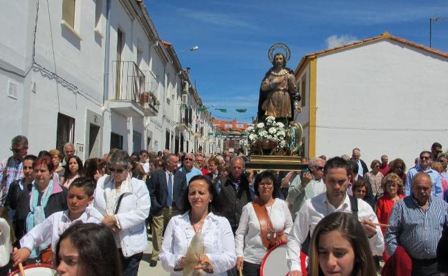 La barriada de San Isidro en Jaraíz festeja a su patrono