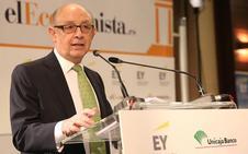 Montoro avisa de que el control de las cuentas de la Generalitat estará «mientras siga el desafío a la legalidad»