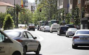 11.000 vehículos de Cáceres están exentos del impuesto de rodaje