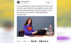 Hollywood despide a Margot Kidder a través de Twitter