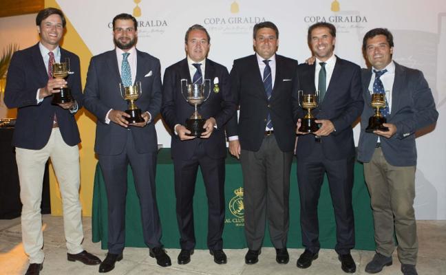 El Golf Guadiana logra la Copa Giralda
