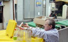 El reciclaje de envases en Extremadura aumenta un 3,8% en un año