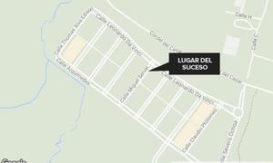 Un motorista de 20 años resulta herido al chocar con un coche en Cáceres