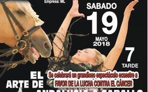 Espectáculo ecuestre, este sábado en la plaza de toros de Cáceres