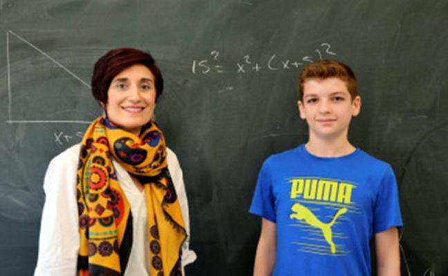 Jesús Parejo, a la fase regional de la Olimpiada Matemática