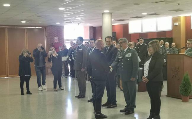 Reconocimientos de la Guardia Civil