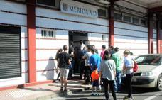 La afición del Mérida quiere dar continuidad a la gesta