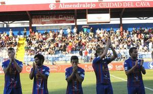 El Extremadura adelanta la fecha límite de reserva de asientos de los abonados a hoy
