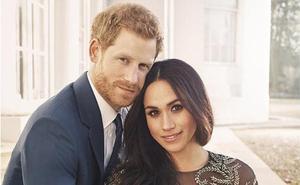 La cuenta atrás para la boda de Harry y Meghan Markle