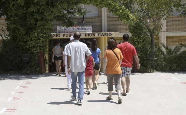 Los colegios Antonio Machado y Dión Casio ofrecen 60 plazas de comedor escolar para verano