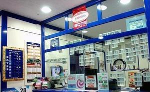 Vendido en Madrigal el primer premio de la Lotería Nacional, dotado con 600.000 euros