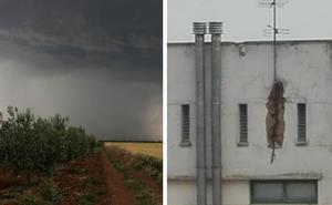 El 112 amplía las zonas de la región en alerta por tormentas hasta mañana
