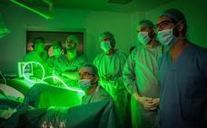 La incorporación de láser verde evitará 400 hospitalizaciones en Mérida