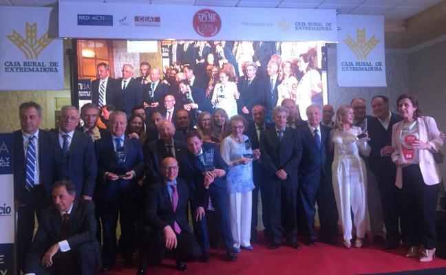 Mercoguadiana recibe el premio a la mejor empresa del año