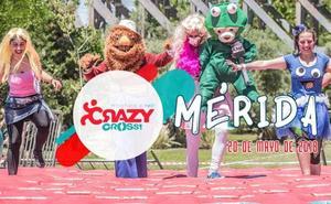 Carrera de obstáculos Crazy Cross en Mérida