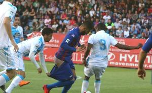 El Extremadura sabe sufrir para ganar