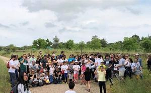 173 personas participaron en la marcha solidaria Vedruna Emprende