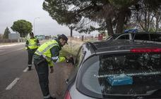 Un conductor da positivo dos veces en alcohol y drogas en pocas horas en la A-66
