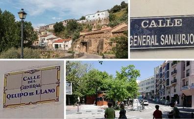La provincia cacereña, a la cabeza en calles franquistas