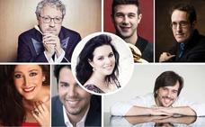 La nueva temporada de la Orquesta de Extremadura ofrece 20 conciertos a partir de octubre