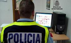 Dos detenidos en la provincia de Cáceres por compartir pornografía infantil a través de chats