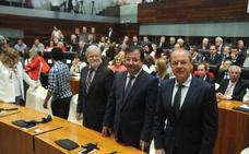 La Asamblea pone en valor su labor en la celebración de su 35 aniversario
