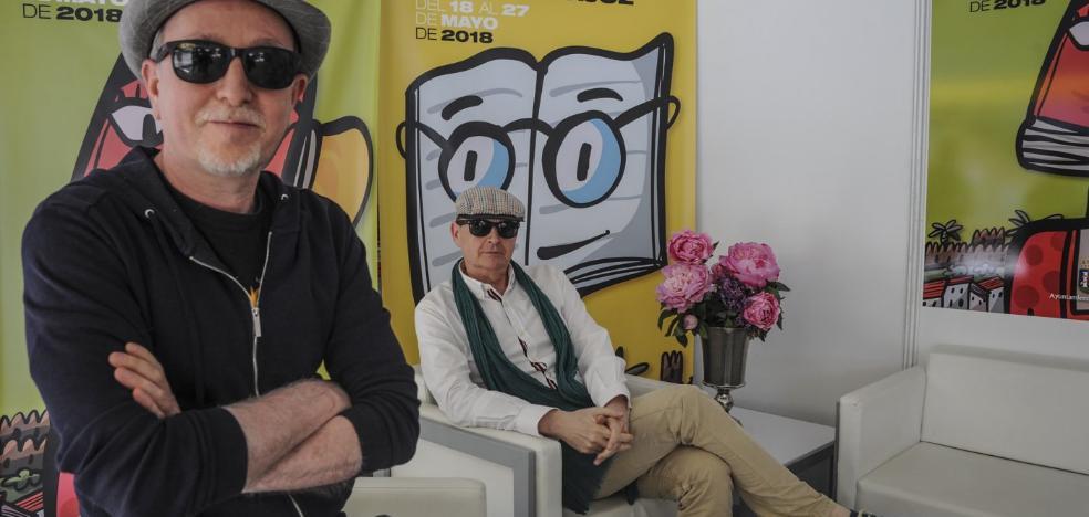 Ilustradores y tuiteros reclaman su público en Badajoz