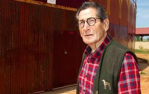 Andrés Vázquez quiere enseñar con 85 años la suerte de matar a nuevos toreros