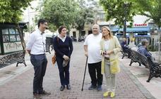 El Ayuntamiento de Cáceres mejorará la accesibilidad en Llopis Ivorra y reformará la casa de cultura Rodríguez Moñino