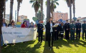 La Junta complementará las ayudas estatales a las víctimas de terrorismo