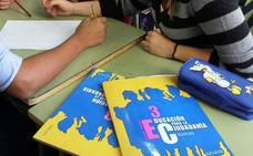 Los alumnos extremeños volverán a estudiar Educación para la Ciudadanía