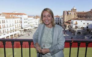 El PP de Cáceres confirmará su candidato a la alcaldía después de verano, indica Nevado