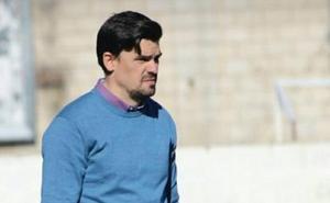 Santi Amaro, nuevo entrenador del Calamonte