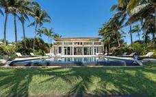 Enrique Iglesias vende su mansión