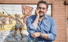 Màxim Huerta presenta 'Firmamento' en Badajoz