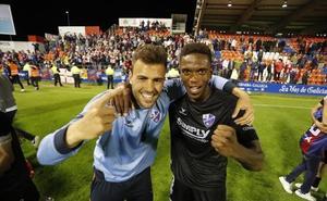 Dos extremeños en un Huesca que ha hecho historia al subir a Primera