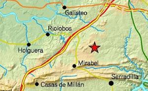 Mirabel sufre un pequeño temblor