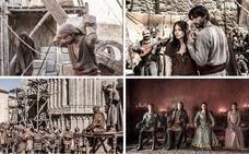 Cuenta atrás para el estreno de 'La Catedral del Mar', rodada en Cáceres