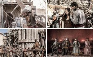 Hoy se estrena 'La Catedral del Mar', rodada en Cáceres