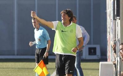 Patxi Salinas, nuevo entrenador del Badajoz