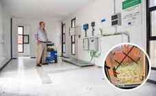 Roban la instalación de placas solares en los cementerios de Villafranco y Sagrajas