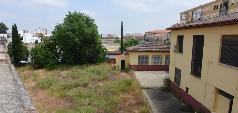 El Ayuntamiento de Badajoz ultima los trámites para demoler el colegio de la calle Stadium