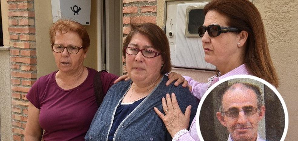 La mujer del obrero extremeño desaparecido: «No pierdo la esperanza, porque sé que es fuerte»