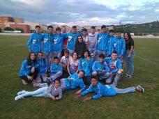 El Capex logra 24 medallas en el Campeonato de Extremadura sub-16 y sub-18