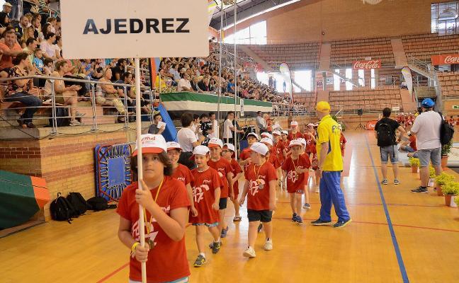 Más de 5.000 niños participan el sábado en la clausura de las Escuelas Deportivas de Badajoz