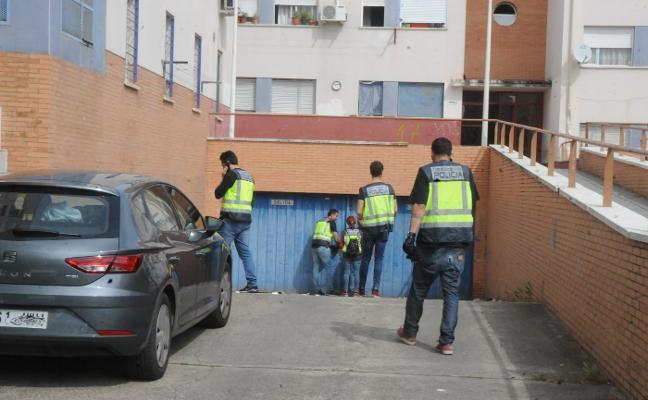 La Policía mantiene abierta una operación por robos en la provincia pacense