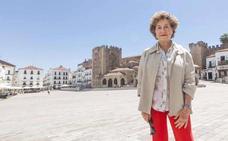 María del Mar Lozano Bartolozzi se incorpora a la Academia de Letras y Artes