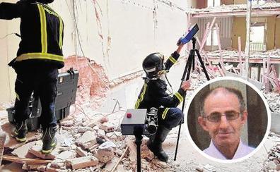 Hallan el cadáver del extremeño atrapado entre los escombros del edificio derrumbado en Madrid